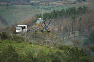 Ecologistas en Acción denuncia la existencia de un vertedero ilegal cerca de Onamio.
