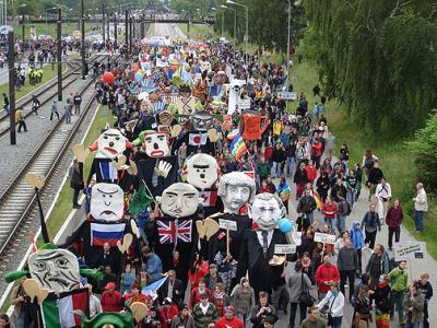 Ponferrada: Ecologistas en Acción convoca una manifestación contra el G8 (7/06/07).