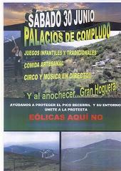 Palacios de Compludo: Fiesta de la Biodiversidad y el Paisaje (30/06/07).
