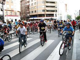 Ponferrada: Semana Europea de la Movilidad ¡Sin malos humos! (18/9/08).