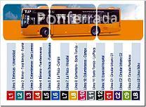 Ecologistas en Acción presenta un plan global de transporte urbano sostenible para Ponferrada (11/06/99).