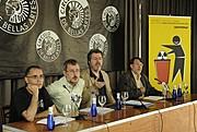 Ecologistas en Acción y Greenpeace hacen público un manifiesto a favor del cierre de Garoña (23/06/09).