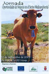 """Ecologistas en Acción tacha de actitud improcedente que no se permitiese la inscripción de personas en paro en las """"Jornadas Sobre Oportunidades de Negocio en el Medio Ambiente"""" (12/09/09)."""